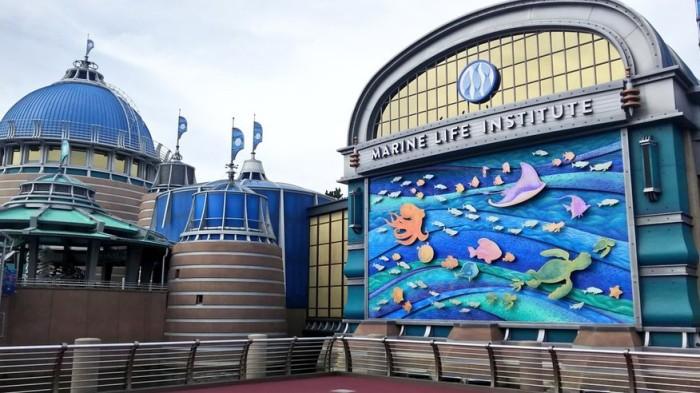 New tokyo disneysea attraction nemo friends searider morgan tokyo disney resort expansion 153 sciox Image collections