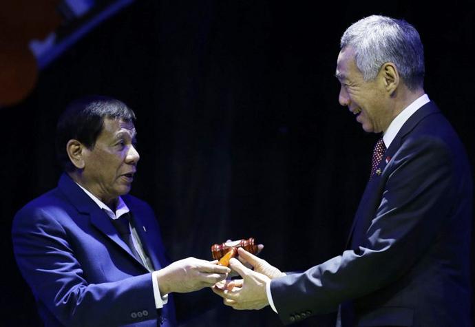 PHILIPPINES-ASEAN-SUMMIT