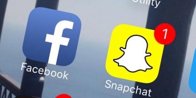 FacebookSnapchat