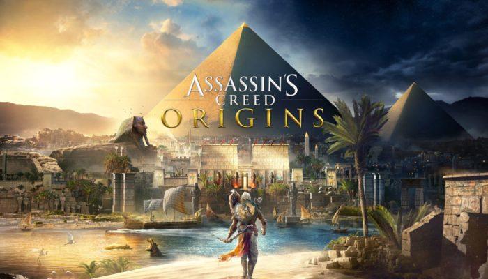 Assassin's Creed Origins Horizontal