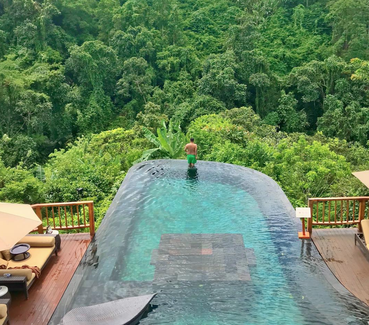 bali without beaches a different tropical vacation at hanging gardens