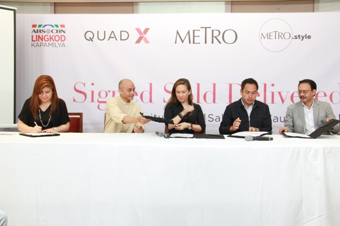 (2) Josine Reyes, Ernie Lopez, Mia Bulatao, Paolo Pineda, Jun Dungo