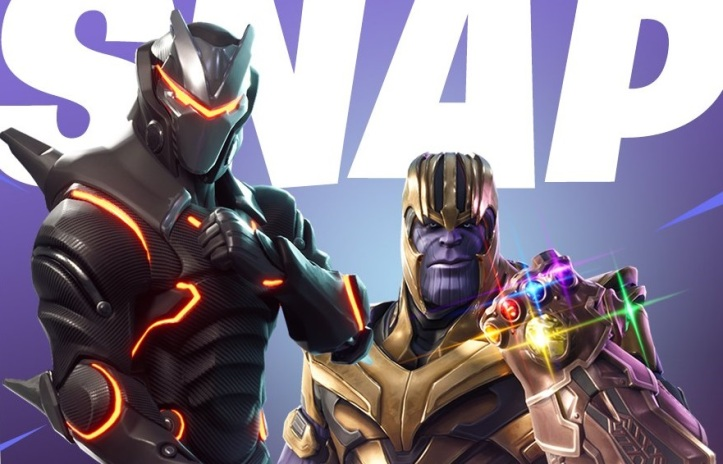 Fortnite-Infinity-War-Thanos