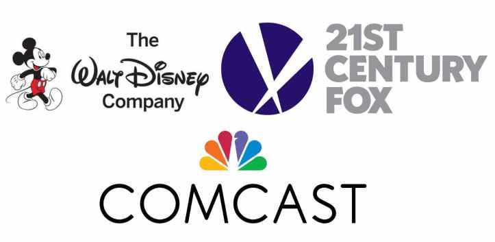 Gotham-Disney-21st-Century-Fox-Comcast-logos