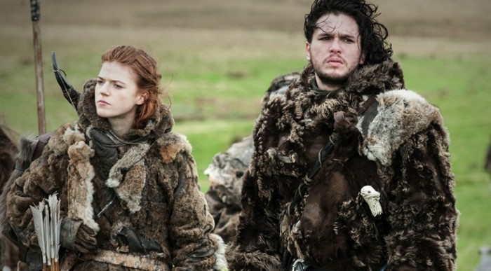 Ygritte_and_Jon_Bear_and_Maiden_Fair