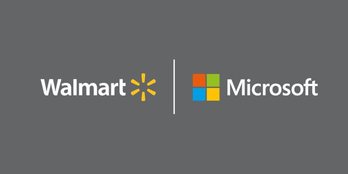 Microsoft-Walmart