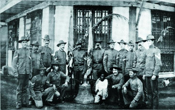 History of the Ninth U.S. Infantry, 1799-1909