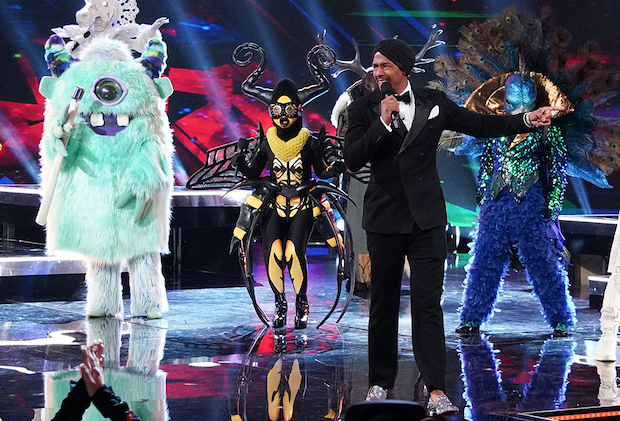 masked-singer-monster-bee-peacock-guesses