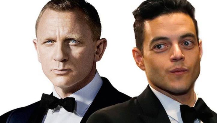 Daniel-Craig-and-Rami-Malek