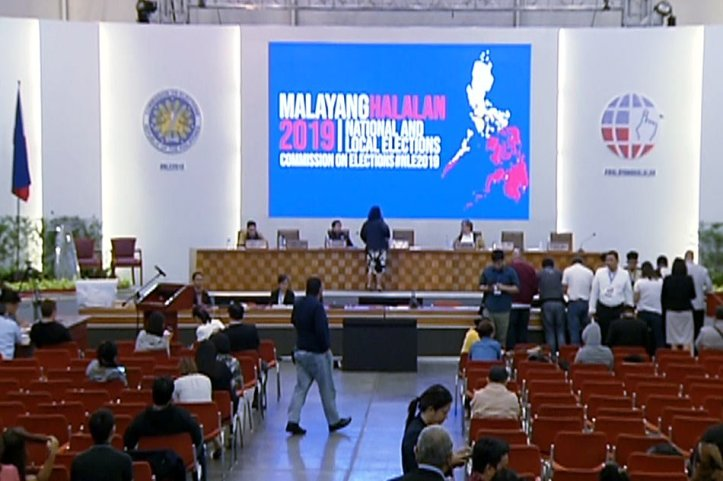 comelec-postpones-proclamation-of-winning-senators-party-list-groups-anew