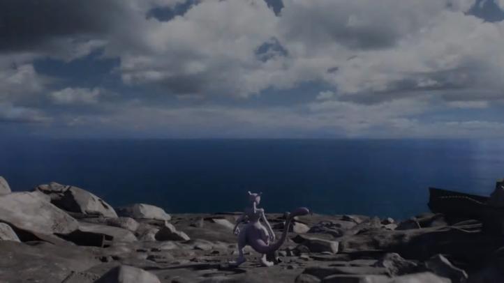 【公式】「ミュウツーの逆襲 EVOLUTION」特別プロモーション映像 1-28 screenshot