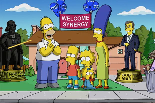 The-Simpsons-Disney